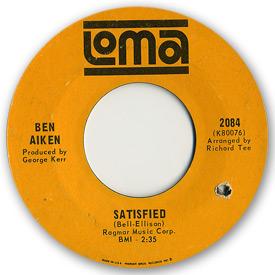 Ben Aiken Baby You Move Me - Thanks To You